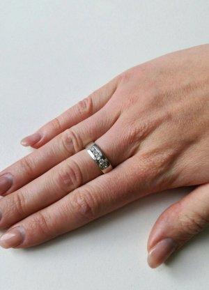 Ring 925 Silber von Christ Gr. 53