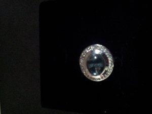 Ring 925 Sterling Silber mit Topas