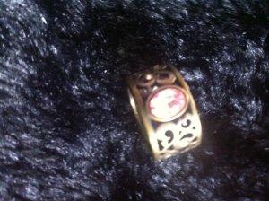 Ring Bronze Farbe neu