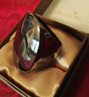Bijou Brigitte Ring grijs-donkergrijs