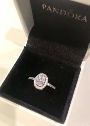 Ring Damen / 925er Silber