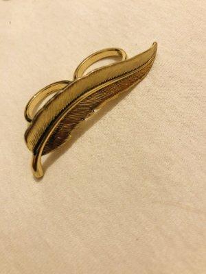 Ring Feder zweifinger