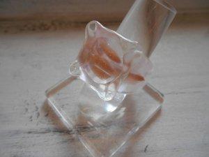 Ring Glas Blassrosa Gr. 56 / 18mm