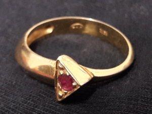 Ring gold 14 Karat