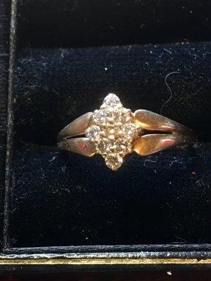 Ring Gold Diamanten