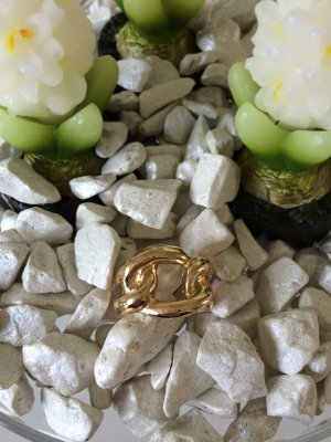 Ring * goldfarben * von Pieces