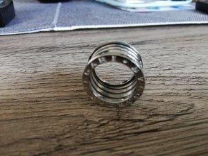 Ring Gr.18/55 aus Edelstahl, gestempelt