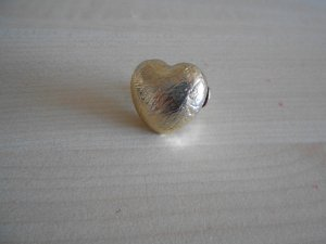 Ring in Herzform XS/S