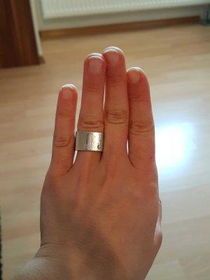 ring in silber von D&G