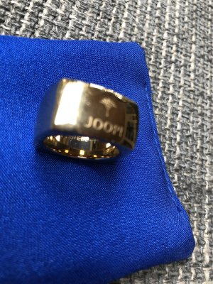 Joop! Statement Ring gold-colored