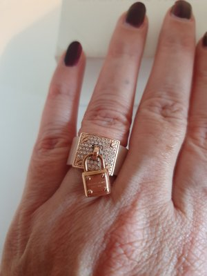Michael Kors Statement Ring rose-gold-coloured-gold-colored