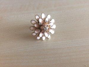 Ring mit Blume Größe XS/S
