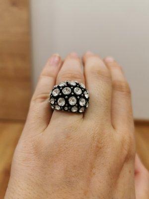 Gouden ring zilver