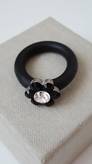 Ring mit Swarovski Crystal  (Neu)