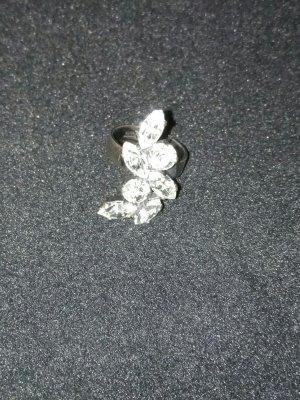 Ring mit Swarovski-Steinen, Unikat