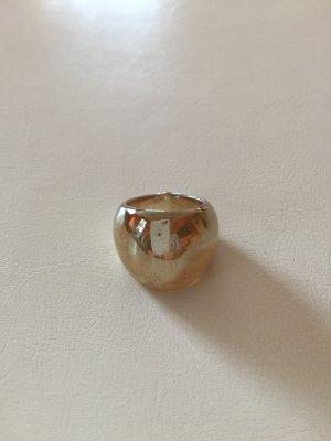Ring Modeschmuck Gold