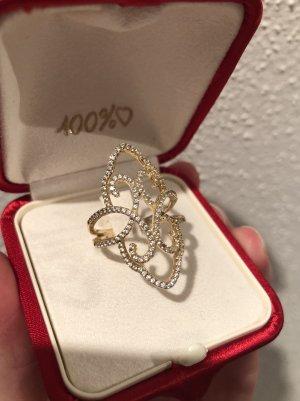 Ring orientalisch verschnörkelt
