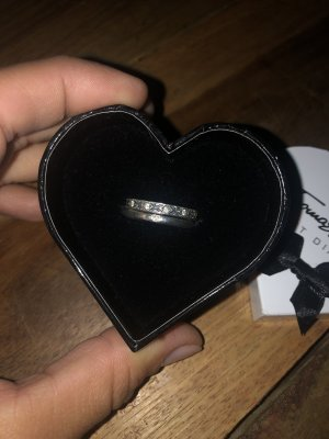 Thomas Sabo Zilveren ring zilver