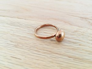 Ring Roségold Edelstahl