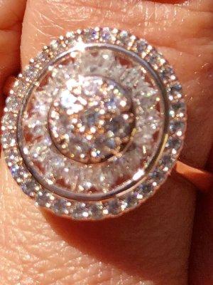 Ring Rosègold Gr. 9