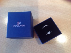 Ring Set von Swarovski (I Do)