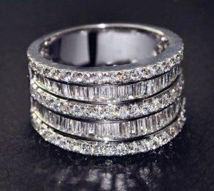 Ring Silber 925 Gr. 7