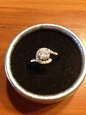 Ring Silber Zirakonia