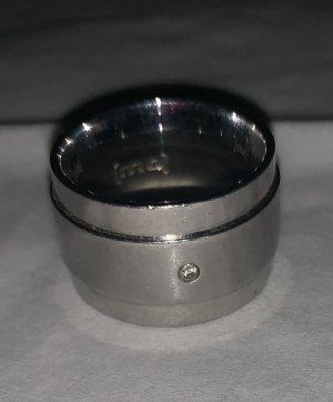 Ring Steel Größe 18