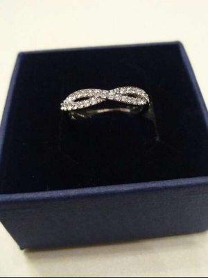 Swarovski Silver Ring silver-colored