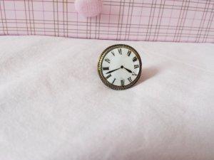 Ring Uhr Statement Vintage