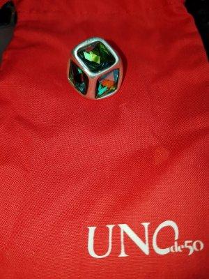 Ring UNO DE 50 mit Swarovski Steinen