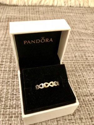 """Ring """"Verbundene Unendlichkeit"""" von Pandora"""