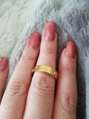 1--01 Babaton Anillo color oro