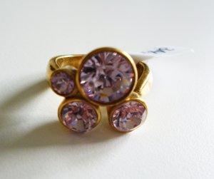 Ring vergoldet von Pilgrim