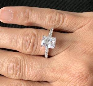 diamonfire Zilveren ring zilver