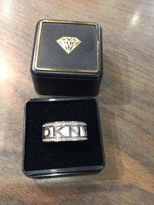 Ring von DKNY aus Edelstahl