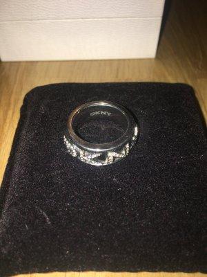 Ring von DKNY #steel #schwarz #schmuck