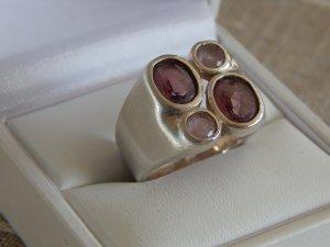Esprit Zilveren ring veelkleurig