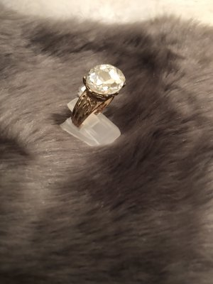 Lizas Statement ring goud-zilver