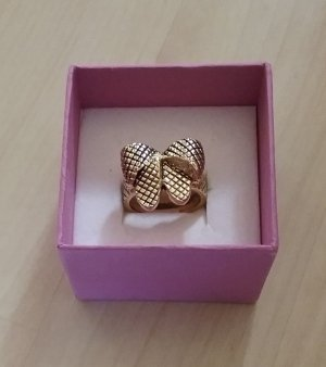 Marc Jacobs Statement Ring gold-colored metal