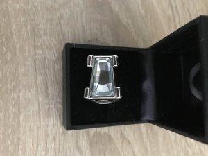 Pierre Lang Anello d'argento argento-celeste