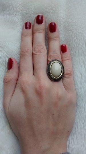 Ring weiß gold Accessorize
