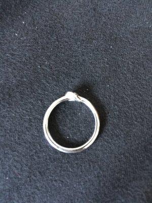 Ring zu verkaufen in Silber.