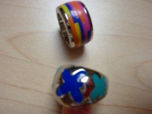 Ringe (2 Stahlringe) von SWATCH