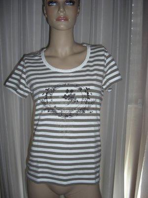 Ringel Shirt von NUEVO   Gr  42 neuwertig