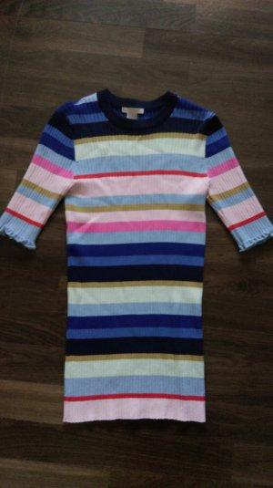 Ringel-Strickshirt in wunderschönen Farben, H&M Trend