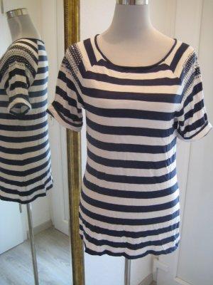 Gerry Weber Stripe Shirt white-dark blue