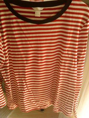H&M Stripe Shirt multicolored mixture fibre