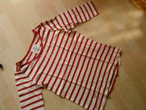 H&M Stripe Shirt multicolored cotton