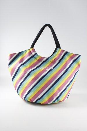 Rip curl Carry Bag striped pattern beach look